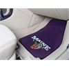 "FANMATS Maine 2-piece Carpeted Car Mats 17""x27"""