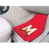"FANMATS Maryland 2-piece Carpeted Car Mats 17""x27"""