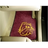 "FANMATS Minnesota-Duluth 2-piece Carpeted Car Mats 17""x27"""