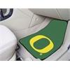 "FANMATS Oregon 2-piece Carpeted Car Mats 17""x27"""