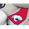 "FANMATS South Alabama 2-piece Carpeted Car Mats 17""x27"""