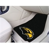 "FANMATS Southern Mississippi 2-piece Carpeted Car Mats 17""x27"""