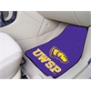 "FANMATS Wisconsin-Stevens Point 2-piece Carpeted Car Mats 17""x27"""
