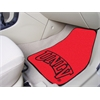 "FANMATS UNLV 2-piece Carpeted Car Mats 17""x27"""