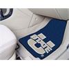 "FANMATS Utah State 2-piece Carpeted Car Mats 17""x27"""