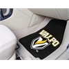 "FANMATS Valparaiso 2-piece Carpeted Car Mats 17""x27"""