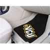 "FANMATS VCU 2-piece Carpeted Car Mats 17""x27"""