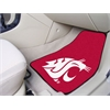 "FANMATS Washington State 2-piece Carpeted Car Mats 17""x27"""