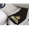 "FANMATS Wright State 2-piece Carpeted Car Mats 17""x27"""