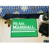 "FANMATS Marshall Starter Rug 19""x30"""