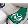"FANMATS Colorado State 2-piece Carpeted Car Mats 17""x27"""