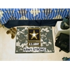 "FANMATS Army Starter Rug 19""x30"""
