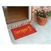 "FANMATS Marines Starter Rug 19""x30"""