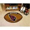 "FANMATS NFL - Arizona Cardinals Football Rug 20.5""x32.5"""