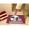 "FANMATS NFL - Arizona Cardinals All-Star Mat 33.75""x42.5"""