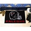 "FANMATS NFL - Atlanta Falcons Starter Rug 19""x30"""