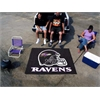 FANMATS NFL - Baltimore Ravens Tailgater Rug 5'x6'