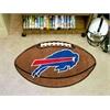 "FANMATS NFL - Buffalo Bills Football Rug 20.5""x32.5"""