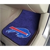 "FANMATS NFL - Buffalo Bills 2-piece Carpeted Car Mats 17""x27"""