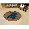 "FANMATS NFL - Carolina Panthers Football Rug 20.5""x32.5"""