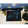 "FANMATS NFL - Carolina Panthers Starter Rug 19""x30"""