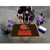 FANMATS NFL - Cleveland Browns Ulti-Mat 5'x8'