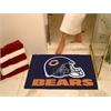 """FANMATS NFL - Chicago Bears All-Star Mat 33.75""""x42.5"""""""