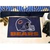 """FANMATS NFL - Chicago Bears Starter Rug 19""""x30"""""""