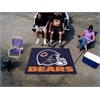 FANMATS NFL - Chicago Bears Tailgater Rug 5'x6'