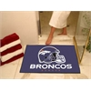 "FANMATS NFL - Denver Broncos All-Star Mat 33.75""x42.5"""
