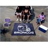 FANMATS NFL - Denver Broncos Tailgater Rug 5'x6'