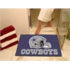 "FANMATS NFL - Dallas Cowboys All-Star Mat 33.75""x42.5"""