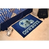 "FANMATS NFL - Dallas Cowboys Starter Rug 19""x30"""