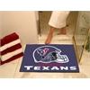 "FANMATS NFL - Houston Texans All-Star Mat 33.75""x42.5"""