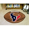 "FANMATS NFL - Houston Texans Football Rug 20.5""x32.5"""