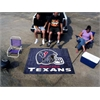 FANMATS NFL - Houston Texans Tailgater Rug 5'x6'