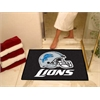 "FANMATS NFL - Detroit Lions All-Star Mat 33.75""x42.5"""