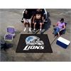 FANMATS NFL - Detroit Lions Tailgater Rug 5'x6'