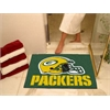 "FANMATS NFL - Green Bay Packers All-Star Mat 33.75""x42.5"""