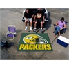 FANMATS NFL - Green Bay Packers Tailgater Rug 5'x6'
