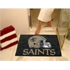 "FANMATS NFL - New Orleans Saints All-Star Mat 33.75""x42.5"""