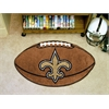"FANMATS NFL - New Orleans Saints Football Rug 20.5""x32.5"""