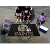 FANMATS NFL - New Orleans Saints Ulti-Mat 5'x8'