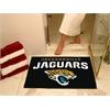 "FANMATS NFL - Jacksonville Jaguars All-Star Mat 33.75""x42.5"""