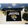 """FANMATS NFL - Jacksonville Jaguars Starter Rug 19""""x30"""""""