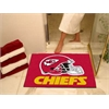 "FANMATS NFL - Kansas City Chiefs All-Star Mat 33.75""x42.5"""