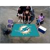 FANMATS NFL - Miami Dolphins Ulti-Mat 5'x8'