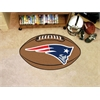 "FANMATS NFL - New England Patriots Football Rug 20.5""x32.5"""