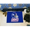 "FANMATS NFL - New York Giants Starter Rug 19""x30"""
