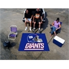 FANMATS NFL - New York Giants Tailgater Rug 5'x6'